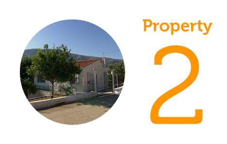 Property 2 One-bed house in Zola
