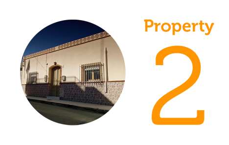 Property 2 Three-bed townhouse in Turre