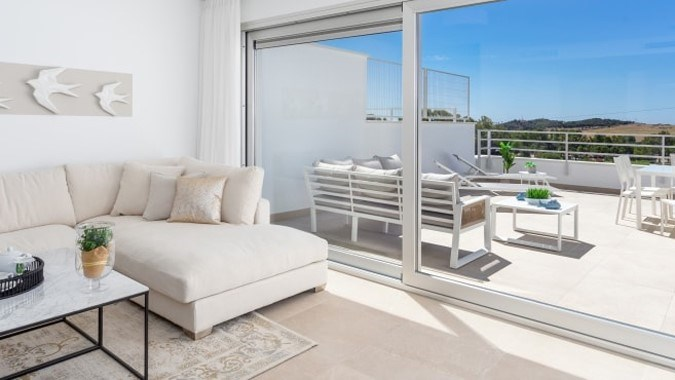 Green Golf, Estepona, Costa del Sol, Spain from €299,000