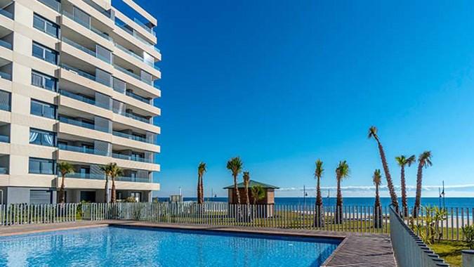 Panorama Mar, Torrevieja, Costa Blanca, Spain from €370,000