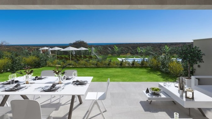 Emerald Greens, Cadiz, Costa de la Luz, Spain from €296,000