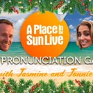 Advent Calendar Day 11 | Watch: Italy Pronunciation Game with Jonnie and Jasmine