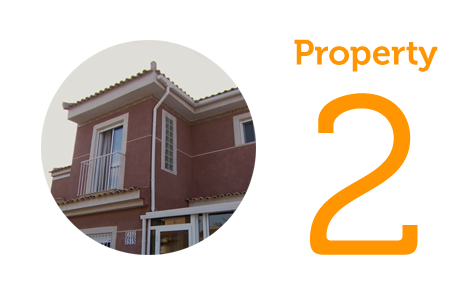 Property 2 Three-bed house in Pinar de Campoverde