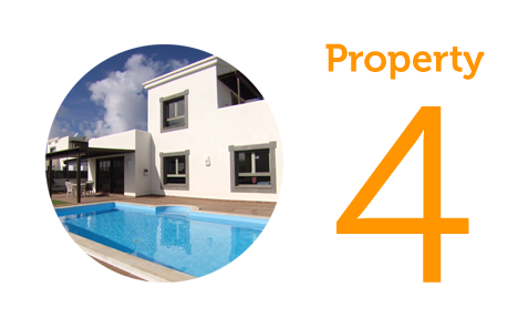 Property 4 Three-bed villa in Faro