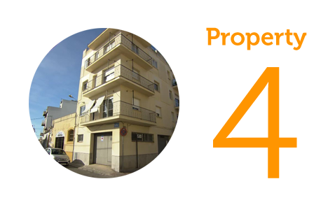 Property 4 Two-bed townhouse in San Miguel