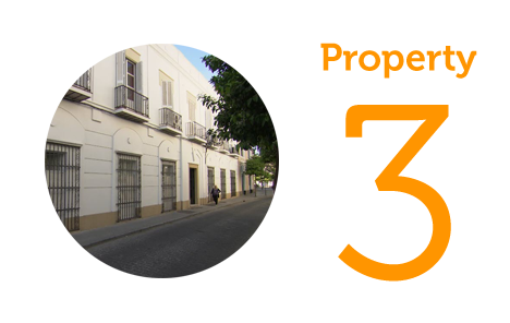 Property 3 Two-bed apartment in San Pedro/Old Town