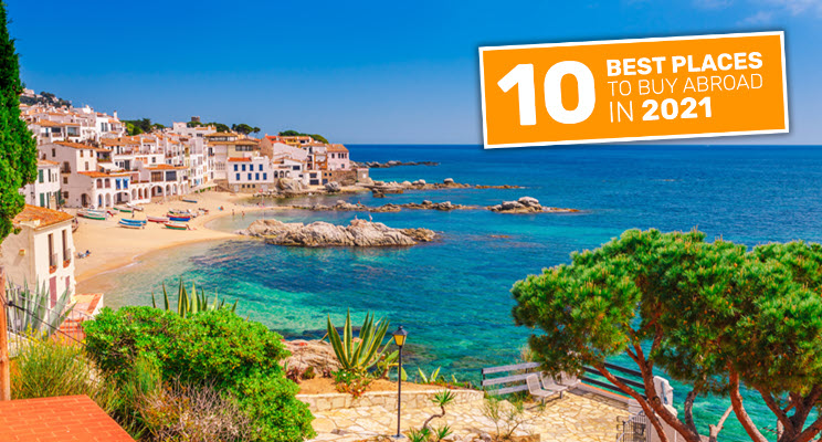 Top 10 Best Places to Buy Abroad 2021 Spain