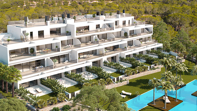 Las Colinas Golf & Country Club, Costa Blanca South, Spain, from €246,000