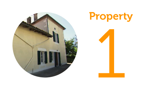 Property 1 Four-bed house in Brantôme