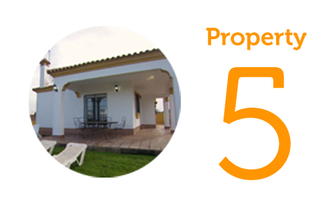 Property 5 Three-bed villa in Conil de la Frontera