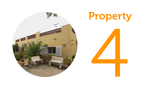 Property 4 Four-bed villa in Vejer de la Frontera