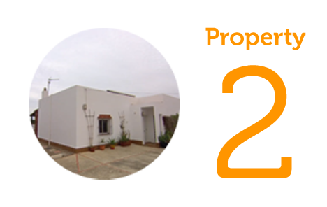 Property 2 Three-bed villa in North Chiclana