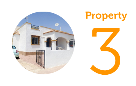 Property 3 Three-bed bungalow in La Marina