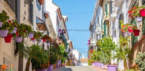 Estepona street