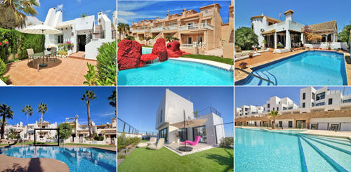 Villamartin properties