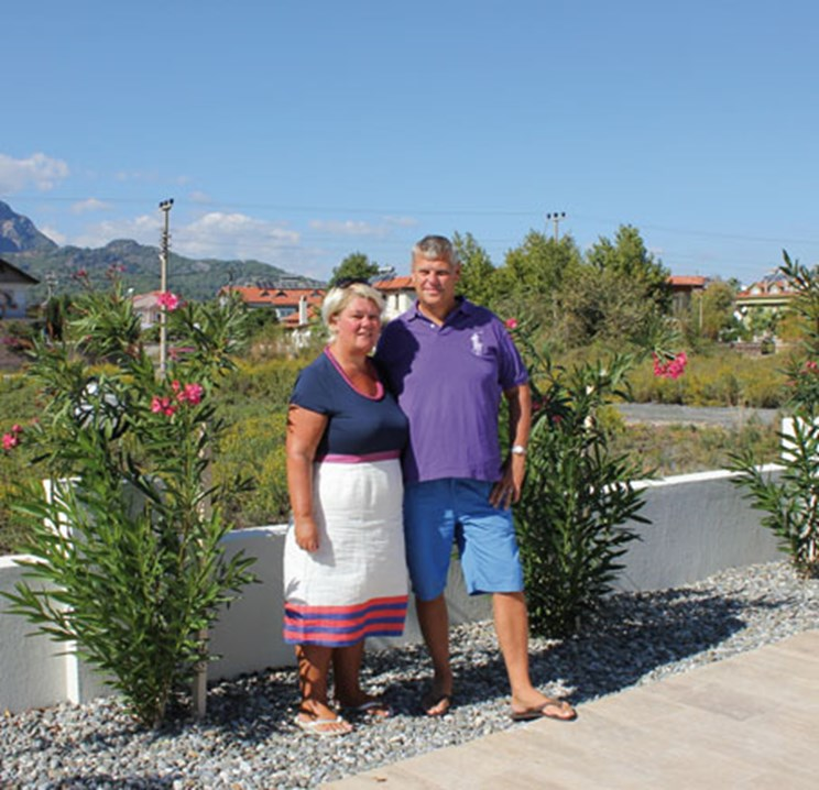 Case study: the British couple swapping Dorset for Dalyan