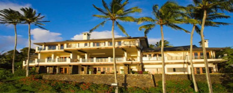 'If only'... a £7 million home in Hawaii