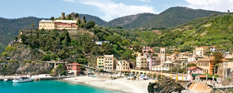 Italy: rural idyll or coastal beauty? ... Liguria and Tuscany