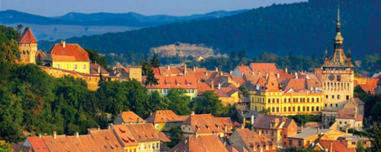 Off the beaten track in Transylvania
