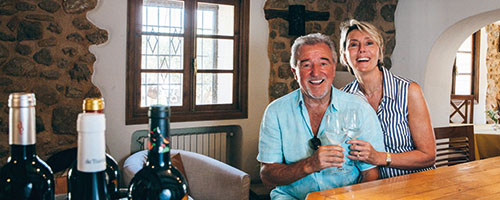 Terry Venables on Running a Hotel in Spain