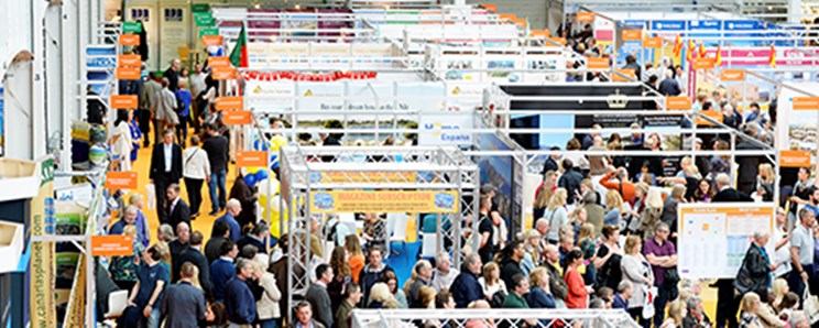 A Place in the Sun Live Exhibitor List | NEC 2015