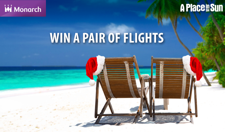 Win a Pair of Return Flights!
