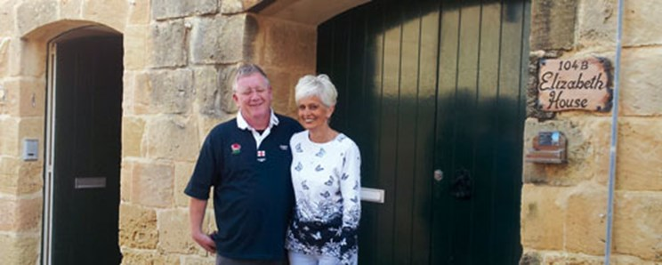 The British couple running a B&B in Malta | Case Study