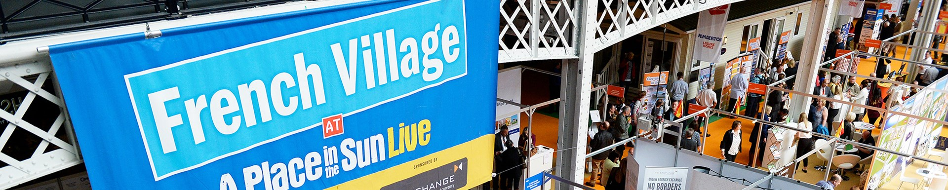 Exhibitor French Village