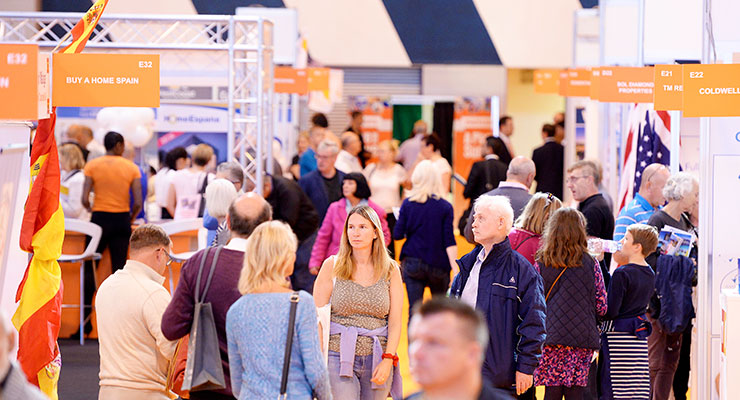 See the Exhibitor List for A Place in the Sun Live!