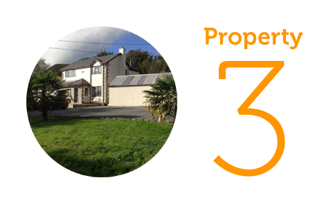 Property 3: Four-bed individually designed house in Lanjeth
