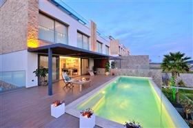 Image No.4-Maison / Villa de 5 chambres à vendre à Bodrum