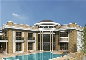 Image No.1-Maison / Villa de 5 chambres à vendre à Belek