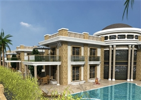 Image No.3-Maison / Villa de 5 chambres à vendre à Belek