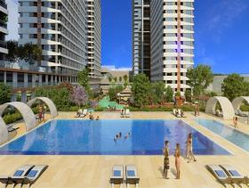 Image No.1-Appartement de 1 chambre à vendre à Beylikduzu