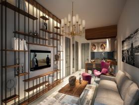 Image No.17-Appartement de 1 chambre à vendre à Beylikduzu