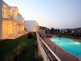 Image No.2-Maison / Villa de 3 chambres à vendre à Bodrum