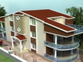 1. 4 Bed Villa for sale