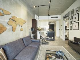 Image No.1-Appartement de 1 chambre à vendre à Sisli