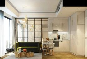 Image No.2-Appartement de 1 chambre à vendre à Gunesli