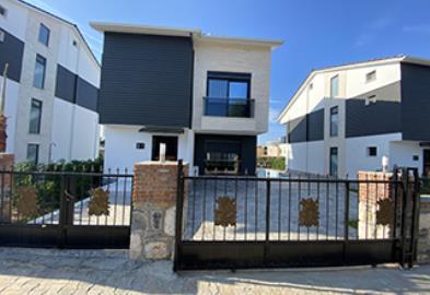 Gated-Property--Detached-Mavisher-Villa--Altinkum