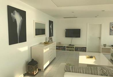 Furnished-Living-Area--Modern-Penthouse-on-Horizon-Sky--Bodrum