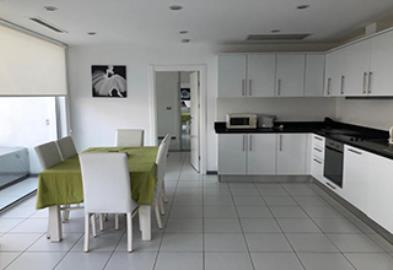 Kitchen-and-Dining-Area--Modern-Penthouse-on-Horizon-Sky--Bodrum