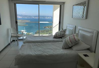 Lovely-Twin-Bedroom--Modern-Penthouse-on-Horizon-Sky--Bodrum