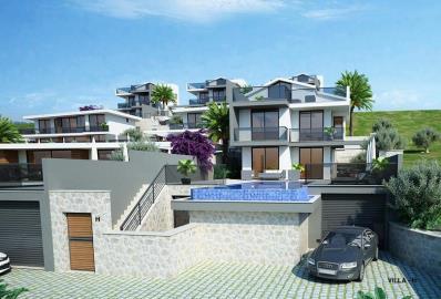 private-parking--luxury-bay-view-villas--kalkan