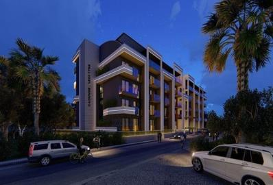 apartments-at-night--top-quality-apartments-in-alanya