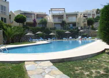 well-kept-site--key-ready-turquoise-villa--bodrum