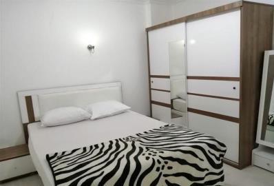 double-bedroom--sea-view-villa--alanya