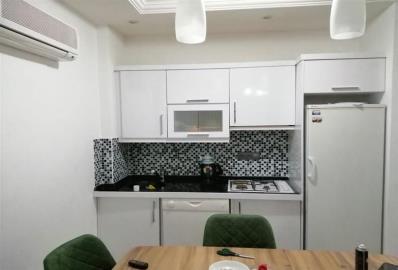 modern-kitchen--sea-view-villa--alanya