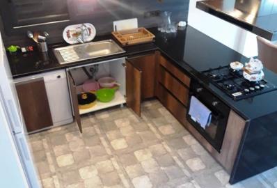 fitted-kitchen--modern-villa-for-sale-in-kusadasi