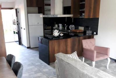 open-plan-living-area--modern-villa-for-sale-in-kusadasi